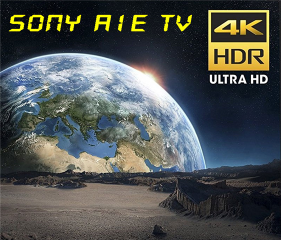 sony a1e 4k ultra hd tv