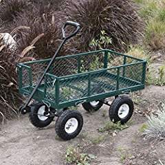 Arksen heavy duty utility cart