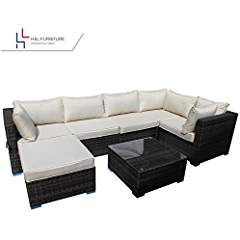 top rated outdoor furniture wicker