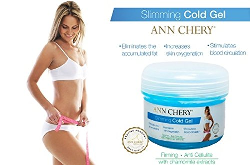 Ann Chery Colombian Anti Cellulite Slimming Cold Gel (120gr) review