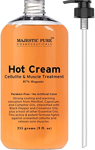 Majestic Pure Anti Cellulite Cream
