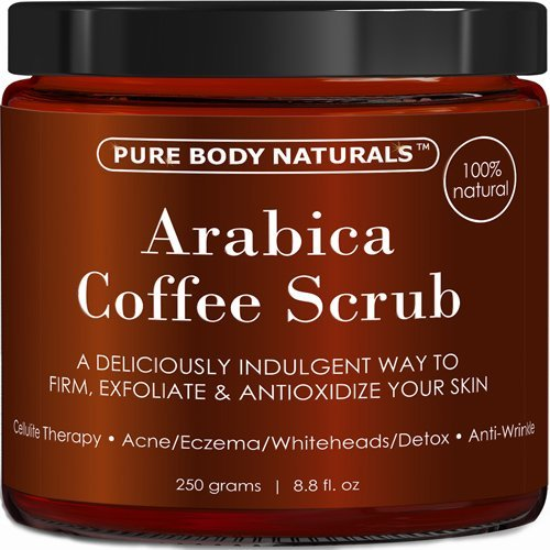 5 tips to Reduce Cellulite with Coffee Body Scrub