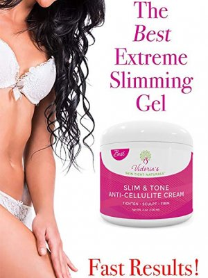 Extreme slimming anti-cellulite cream