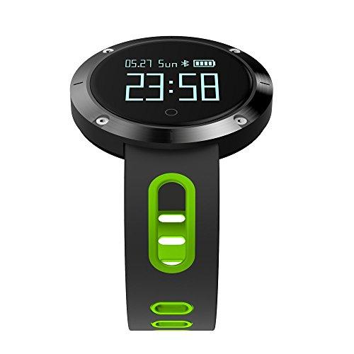 Bracelet de fréquence cardiaque, Yustar 2,4 cm OLED écran..