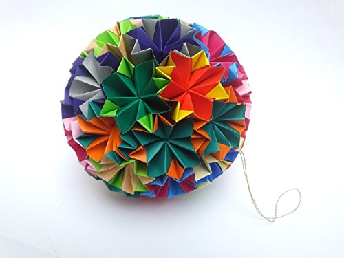 Floral Ball Kusudama Origami Gifts