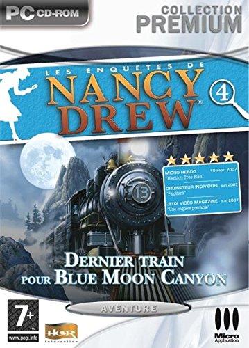 nancy drew dernier train pour bluemoon canyon tous les jeux pc consoles acc ssoires en 1 clic. Black Bedroom Furniture Sets. Home Design Ideas
