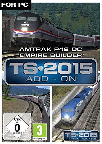 train simulator 2015 amtrak p42 dc empire builder loco add on code jeu pc steam tous. Black Bedroom Furniture Sets. Home Design Ideas