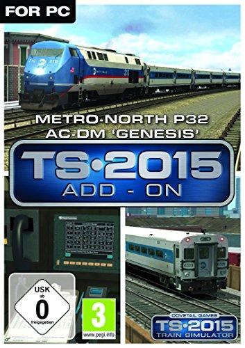 train simulator 2015 metro north p32 ac dm genesis loco add on code jeu pc steam tous. Black Bedroom Furniture Sets. Home Design Ideas