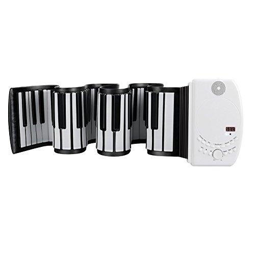 Distributeur de P/âte M/élangeur de P/âte Aliment/é par Batterie en ABS pour Gaufre Cr/êpe Cupcake Asixx 1200mL Distributeur de P/âte avec Mesure sans Fil
