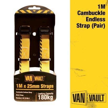 Van Vault 2 Security Van Box l922 x D566 x H490mm